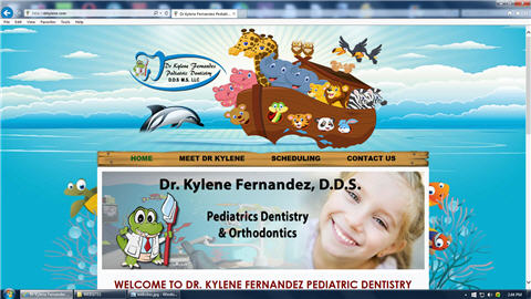 DR KYLENE PEDIATRIC DENTAL