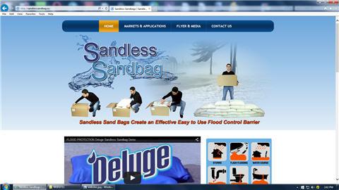 SANDLESS SANDBAGS NEW YORK