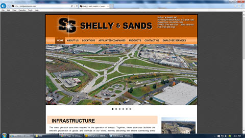 SHELLY AND SANDS