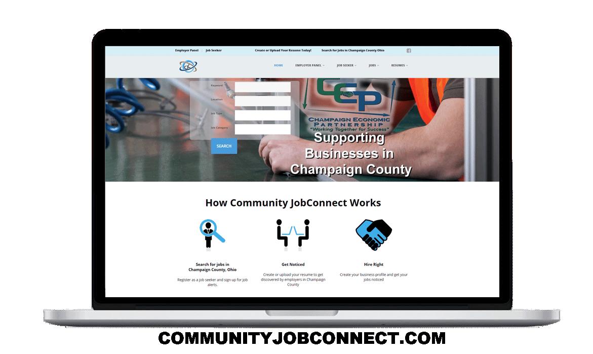 Community Job Connect