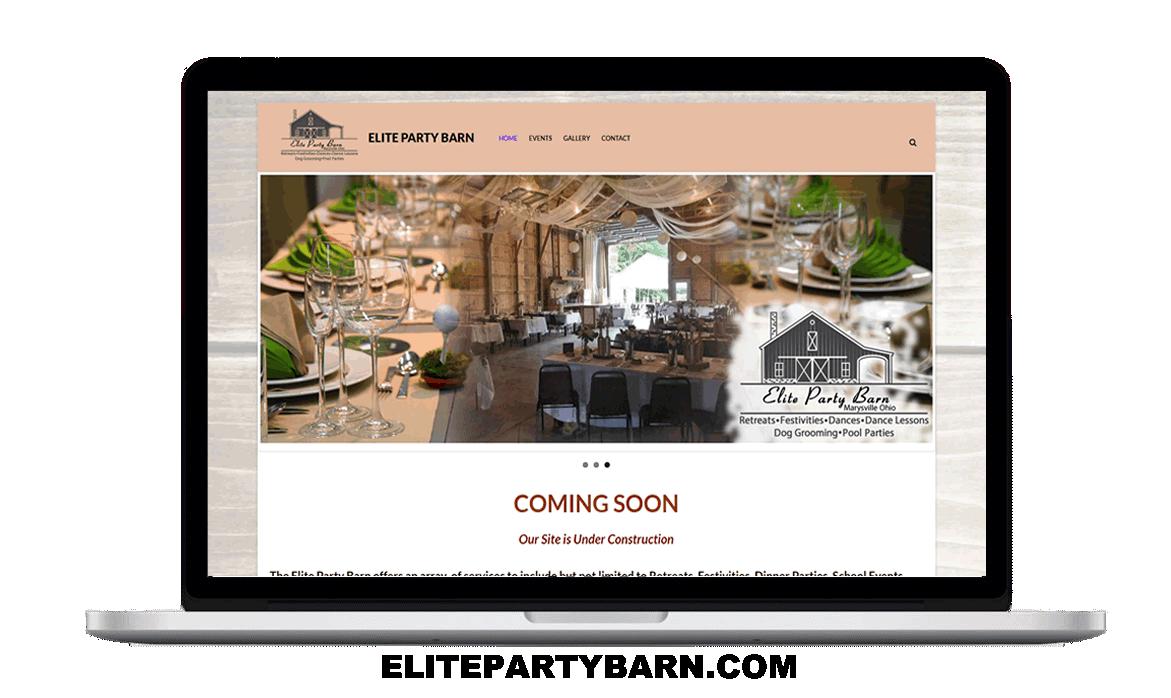 Elite Party Barn