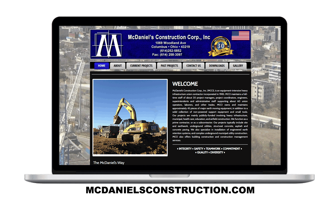 McDaniels Construction