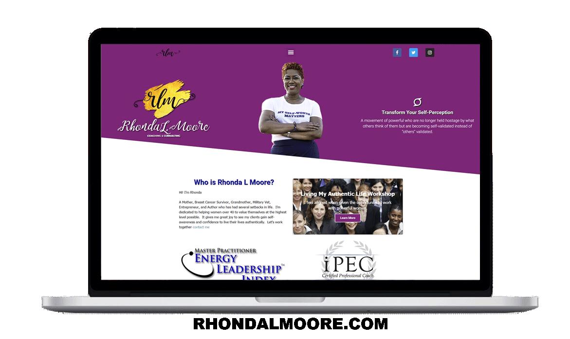 Rhonda L Moore